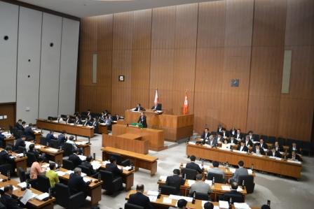議会の運営/長野県議会