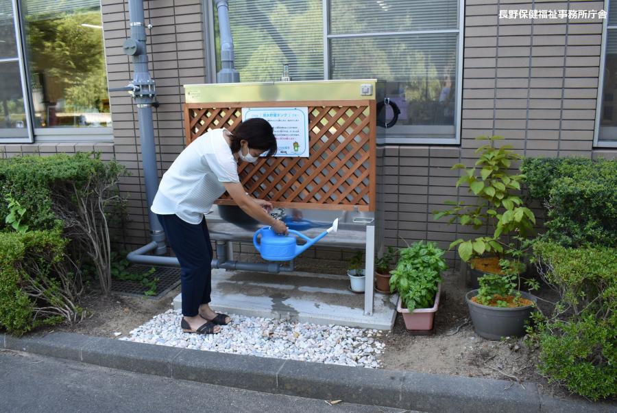 長野保健福祉事務所庁舎
