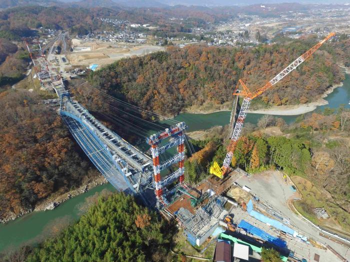 天龍峡大橋
