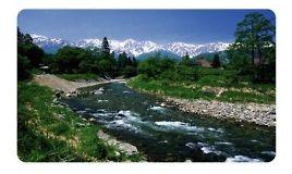 写真:信州の清冽な水